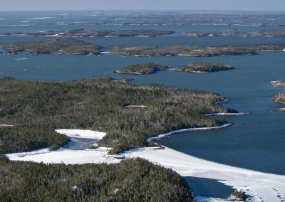 Eastern Shore Islands