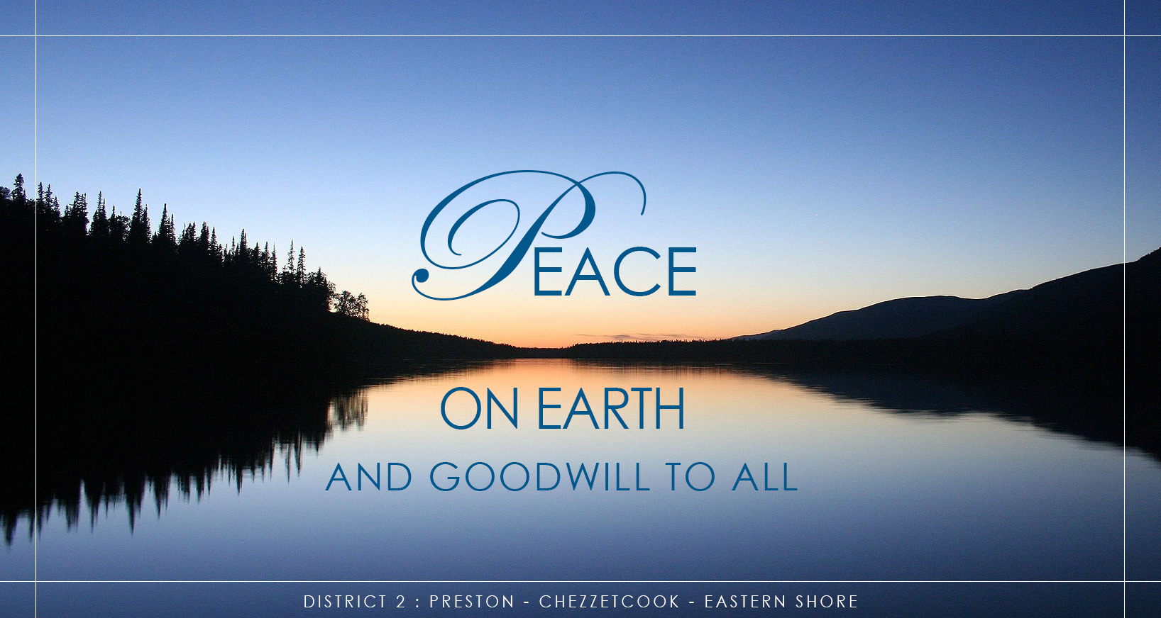 Peace On Earth & Goodwill to All
