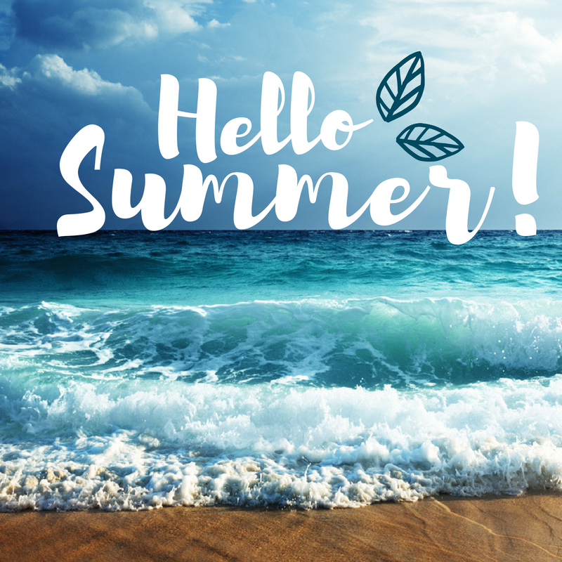 Hello Summer Aug 2018